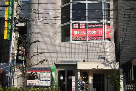 店舗画像:茨木市駅前店
