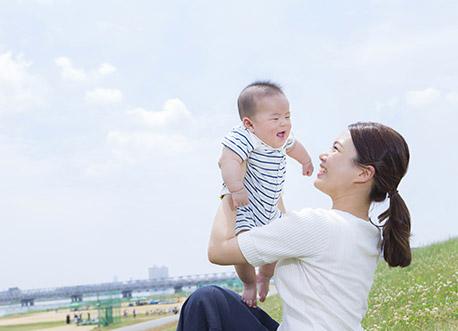 画像:産前・産後休暇、育児・介護休暇制度