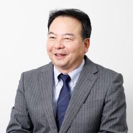 画像:代表取締役岡本康利